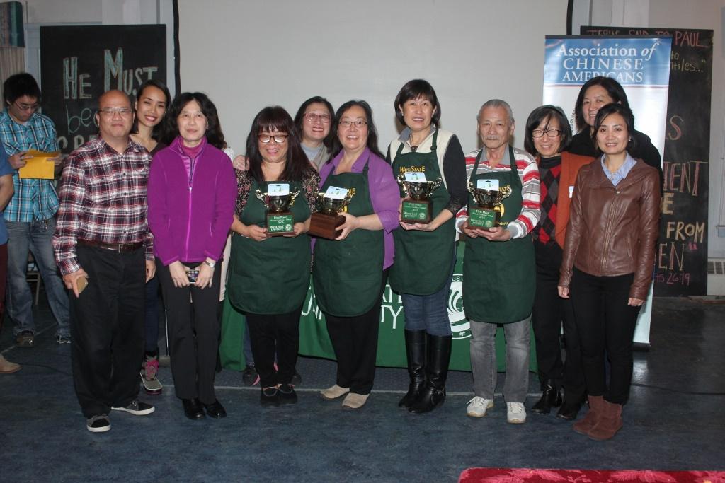 ACA 烹飪比賽 - 1st Place