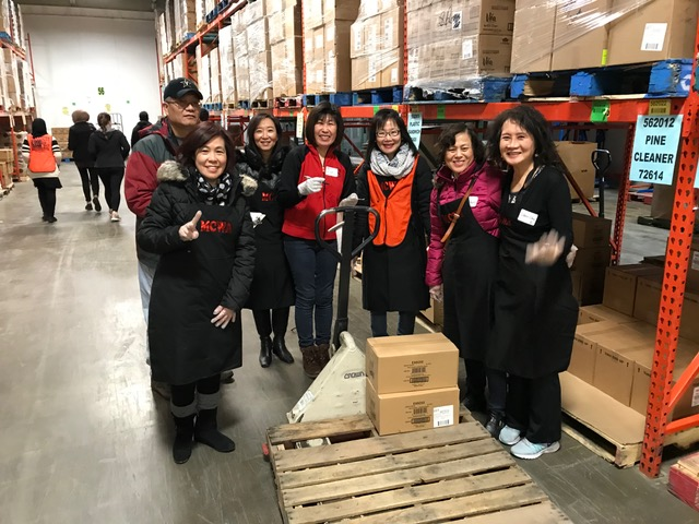 Gleaners Food Bank - 2018